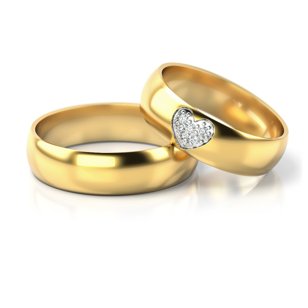 Obrączki Firma Jubilerska Domańscy Biżuteria Złota I Srebrna